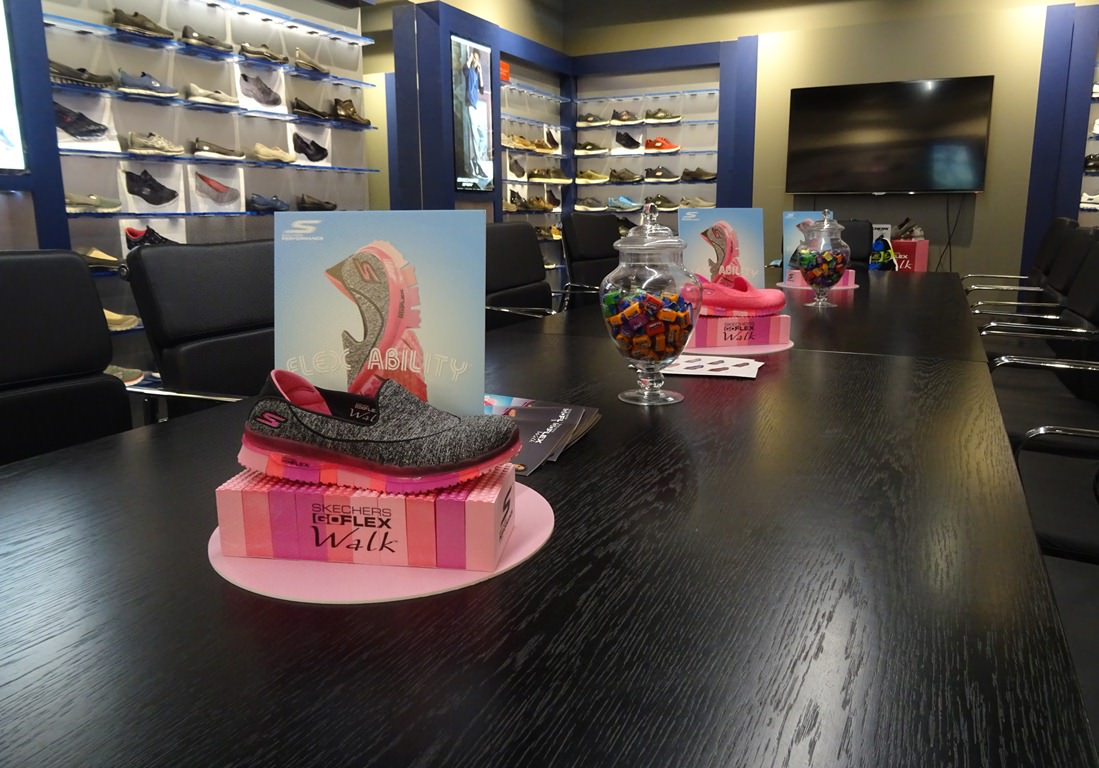 Skechers-Showroom
